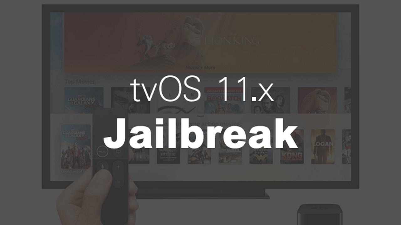 tvos jailbreak featured - Cách jailbreak Apple TV 4 và 4K chạy iOS 11 với LiberTV