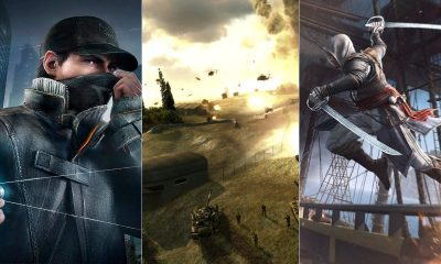 Watch_Dogs, World in Conflict: Complete Edition, Assassin's Creed IV free Uplay
