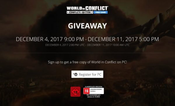 World in Conflict: Complete Edition free Uplay