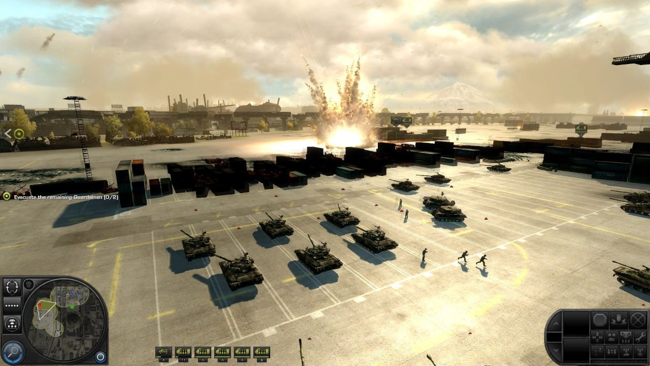 World in Conflict Complete Edition game review