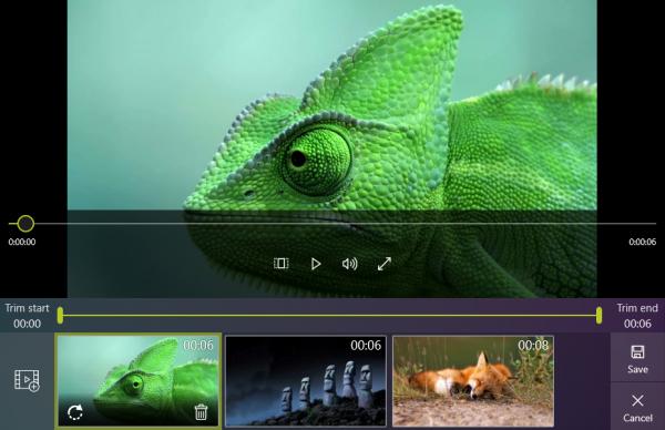 Movie Maker - Video Editor: Công làm video rất hay cho PC