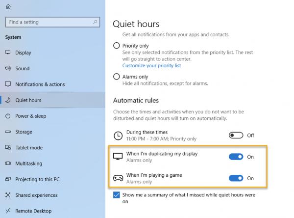 Điểm qua những thay đổi trên Windows 10 Build 17074