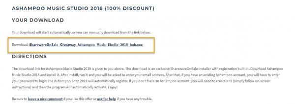 2018 01 18 16 49 38 600x211 - Tổng hợp 10 phần mềm Ashampoo tổng giá trị hơn 6,5 triệu đồng đang miễn phí cho PC