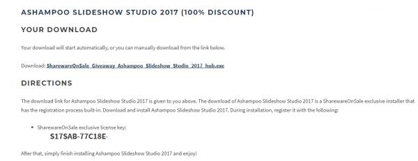 2018 01 18 16 53 59 600x231 - Tổng hợp 10 phần mềm Ashampoo tổng giá trị hơn 6,5 triệu đồng đang miễn phí cho PC