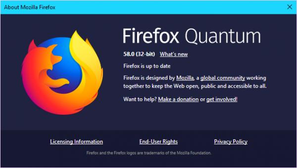 Tổng hợp những tính năng mới trên Firefox 58 1