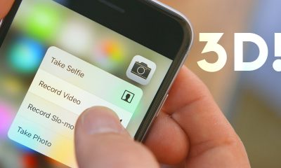 3d touch featured 400x240 - Đem tính năng 3D Touch lên máy iPhone 5, 5c, 5s, 6 chạy iOS 10