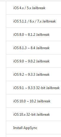 3utools 2.19 2 - 3uTools cập nhật bản 2.19, hỗ trợ jailbreak iOS 10.x trên thiết bị 32-bit