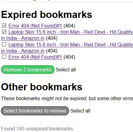 404 - Cách tìm và xóa bookmark hỏng cực nhanh trên Firefox
