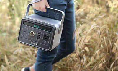 Anker PowerHouse 200 400x240 - Anker giới thiệu PowerHouse 200: pin di động cỡ lớn hỗ trợ USB-C PD 60W, điện xoay chiều