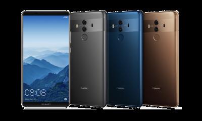 Huawei Mate 10 Pro 400x240 - Huawei Mate 10 Pro lên kệ vào tháng 2 tại Mỹ
