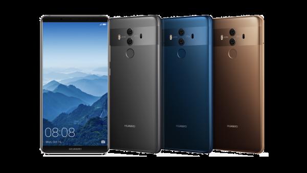 Huawei Mate 10 Pro 600x338 - Huawei Mate 10 Pro lên kệ vào tháng 2 tại Mỹ