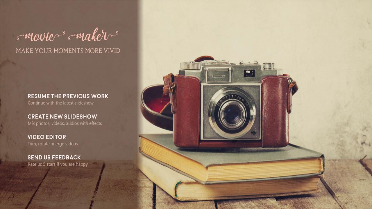 Movie Maker – FREE - Movie Maker – FREE: Công cụ tạo và chỉnh sửa video mới toanh cho Windows 10