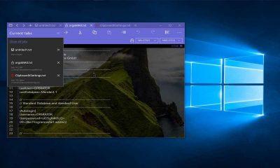 NotepadX1280x720 400x240 - NotepadX: Ứng dụng UWP xứng đáng thay thế Notepad trên Windows 10