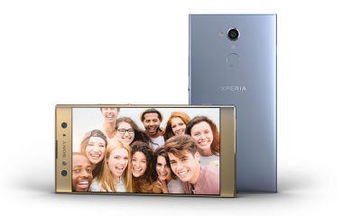 XA2 Ultra 1 400x240 - Loạt smartphone selfie Sony xuất hiện tại CES 2018
