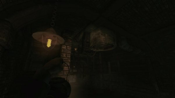 Amnesia: A Machine for Pigs screenshot
