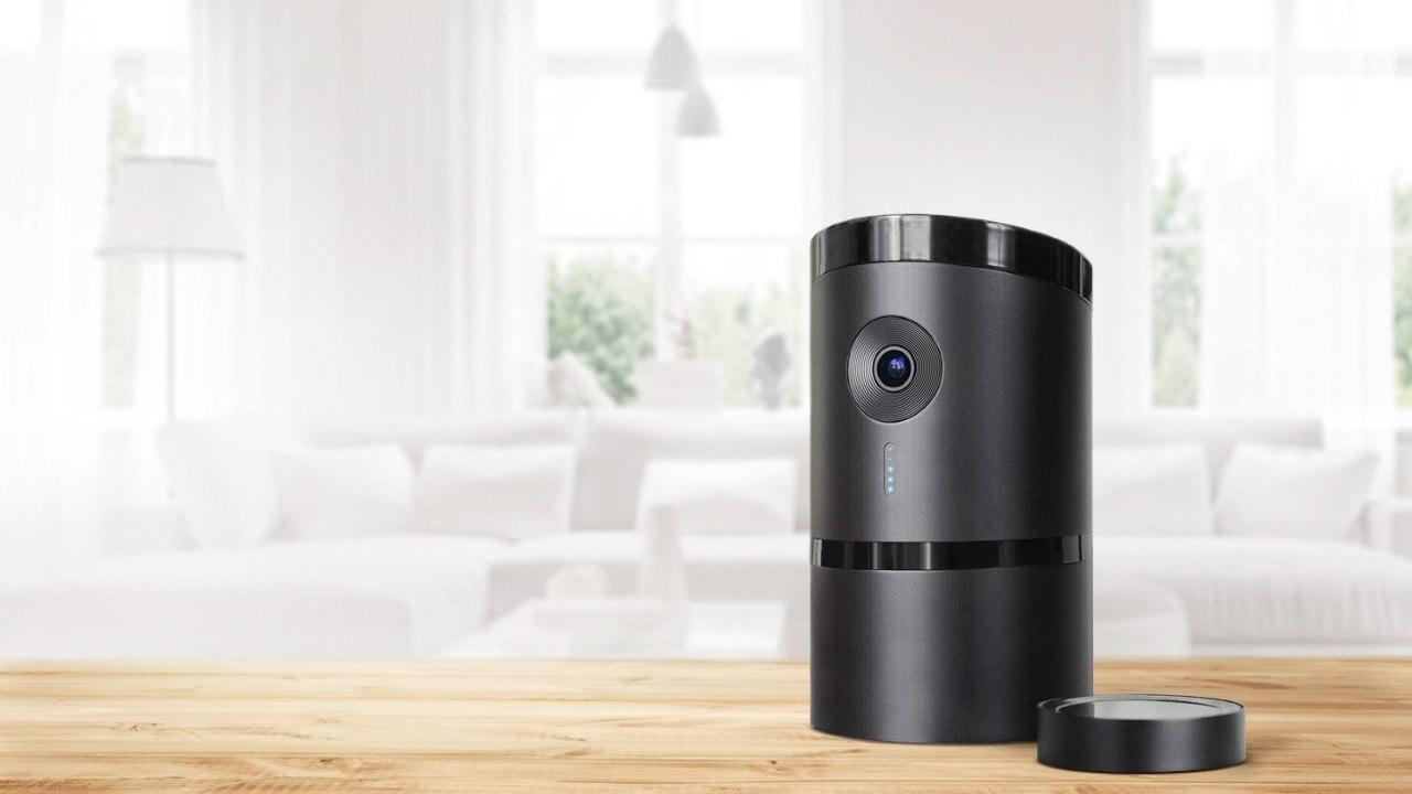 angee smart camera featured - Mặt nạ Dreamlight sử dụng ánh sáng giúp bạn có giấc ngủ tốt hơn