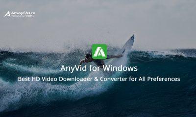 anyvid for windows featured 400x240 - Đang miễn phí ứng dụng tải video trên mọi trang web trị giá 50USD