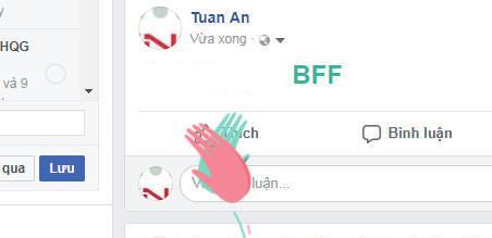 bff 1 1 - Kiểm tra bảo mật Facebook bằng chữ BFF là không chính xác