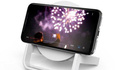 boostup wireless charging stand featured 400x240 - Belkin ra mắt năm sản phẩm sạc không dây Qi mới