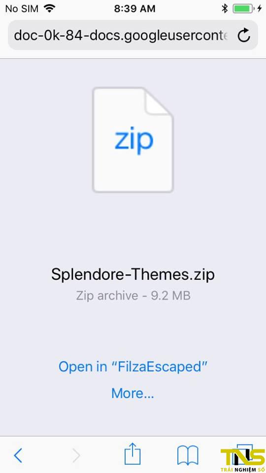 cai them filzajailed 1 - Hướng dẫn cài theme trên iOS 11 jailbreak bằng Filzajailed