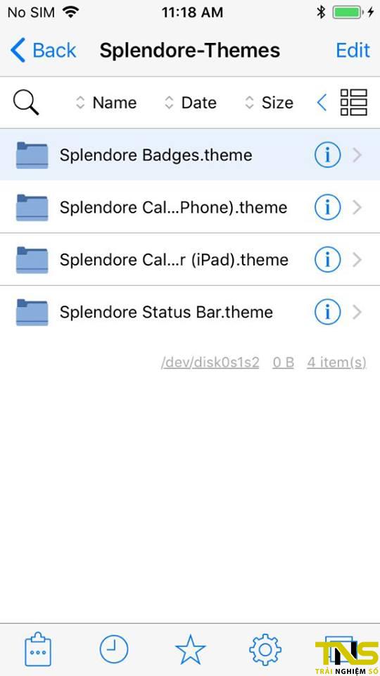 cai them filzajailed 8 - Hướng dẫn cài theme trên iOS 11 jailbreak bằng Filzajailed