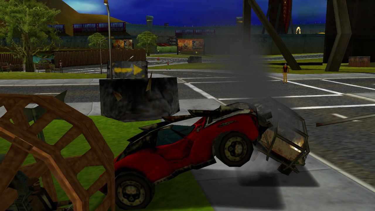 Carmageddon TDR 2000 free GOG
