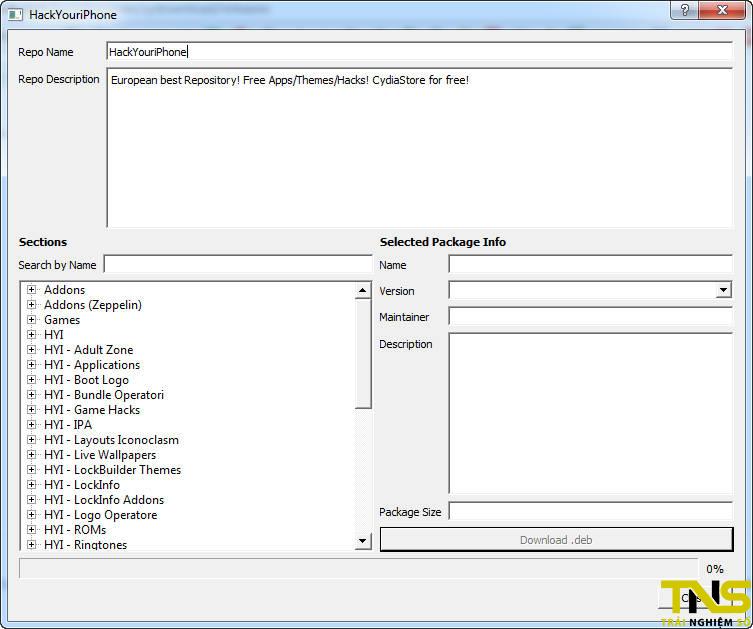 cydownload 3 - CyDownload - Công cụ giúp bạn tải tweak và theme miễn phí