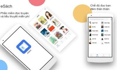 esach1280x720 400x240 - eSách: Ứng dụng đọc sách, tiểu thuyết mới trên Android