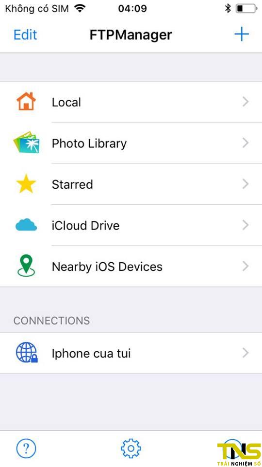 ftpmanager 6 - Khám phá ứng dụng trên App Store giống Filzajailed, không lo hết hạn sử dụng
