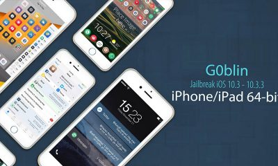 g0blin jailbreak featured 400x240 - Hướng dẫn cách jailbreak iOS 10.3.3 cho máy 64-bit bằng G0blin