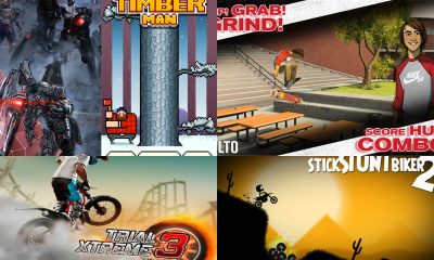 game mobile box so 25 400x240 - Game mobile box #25: Transworld Endless Skater, Trial Xtreme 3,...