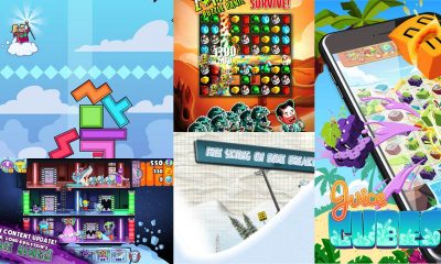 game mobile box so 26 400x240 - Game mobile box #26: Zombie Puzzle Panic, Juice Cubes, Castle Doombad,...