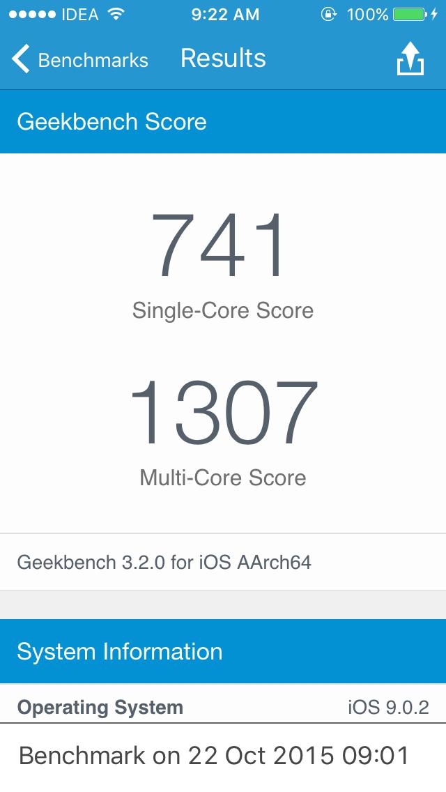 """geekbench 3 - Thủ thuật siêu tiết kiệm pin trên iOS 11 - pin """"trâu như điện thoại đập đá"""""""