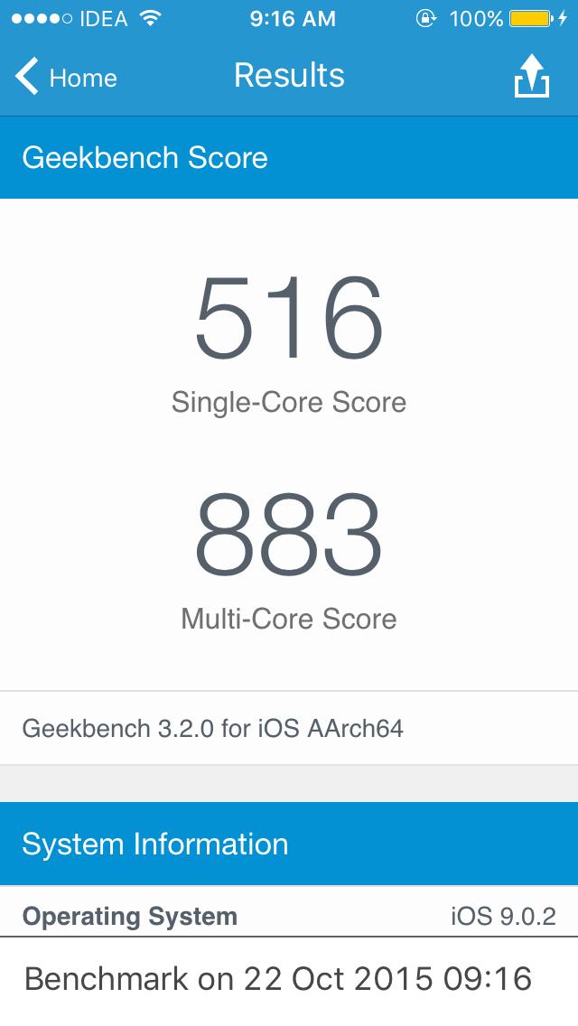 """geekbench 4 - Thủ thuật siêu tiết kiệm pin trên iOS 11 - pin """"trâu như điện thoại đập đá"""""""