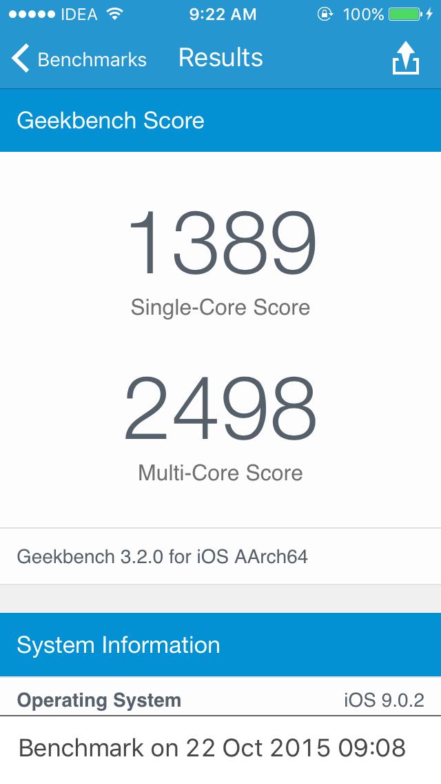 """geekbench 5 - Thủ thuật siêu tiết kiệm pin trên iOS 11 - pin """"trâu như điện thoại đập đá"""""""