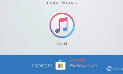 iTunesMicrosoft store 400x240 - iTunes sắp có mặt trên Microsoft Store?