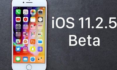 ios1125beta featured 400x240 - Apple ra tiếp iOS 11.2.5 beta 7, bản beta cuối cùng?