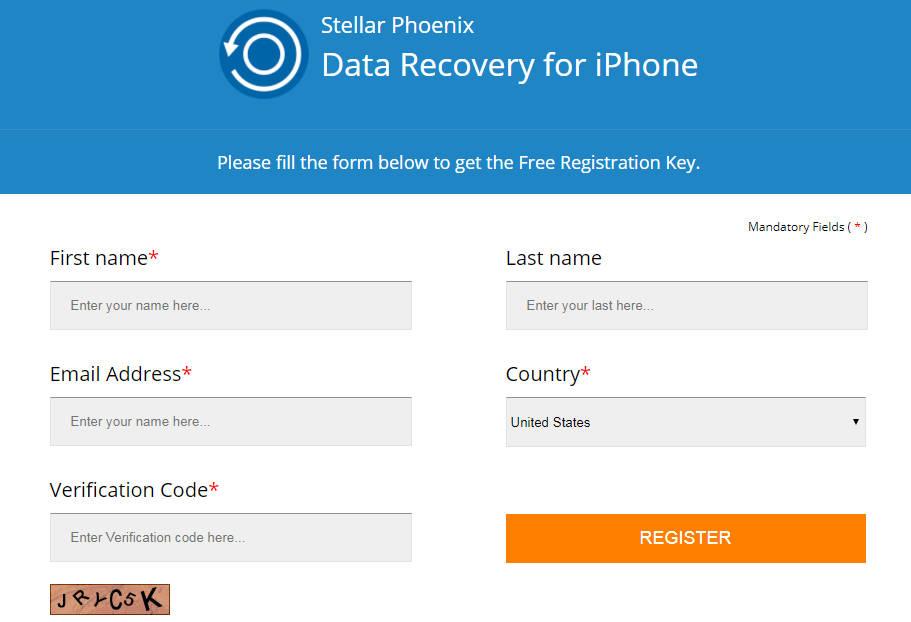 iphone recovery 1 - Đang miễn phí ứng dụng phục hồi dữ liệu cho iPhone, giá gốc 50USD