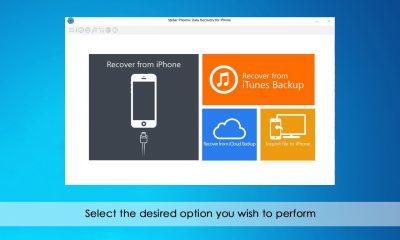 iphone recovery featured 400x240 - Đang miễn phí ứng dụng phục hồi dữ liệu cho iPhone, giá gốc 50USD