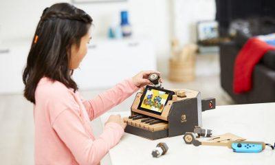 nintendo labo piano featured 400x240 - Nintendo Labo mang đến trải nghiệm tương tác hoàn toàn mới cho Switch
