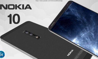 nokia 10 400x240 - Nokia chuẩn bị tung smartphone camera cực đỉnh Nokia 10?