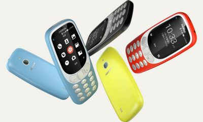 Nokia 3310 4G Voice over LTE
