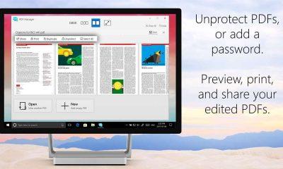pdf manager1280x720 400x240 - Nhanh tay tải hai ứng dụng chỉnh PDF trị giá 704.000đ đang miễn phí trên Win 10