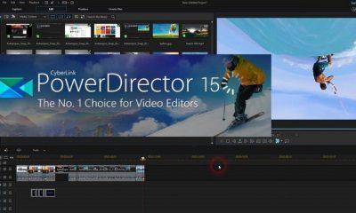 powerdirector 15 featured 400x240 - Lấy bản quyền vĩnh viễn ứng dụng PowerDirector15 trị giá 49,99USD