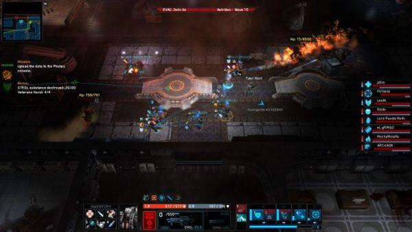 The Red Solstice screenshot