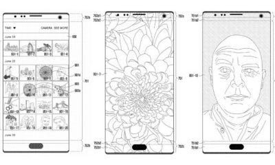 samsung patent camera sensors built into screen featured 400x240 - Samsung có bằng sáng chế mới đưa camera và cảm biến vào dưới màn hình