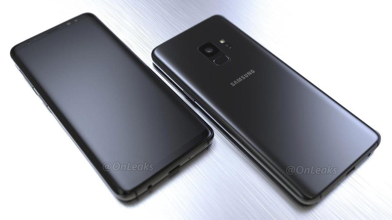samsung galaxy s9 onleaks 2 - Tính năng thay đổi khẩu độ tùy thuộc điều kiện chụp sẽ có trên Galaxy S9?