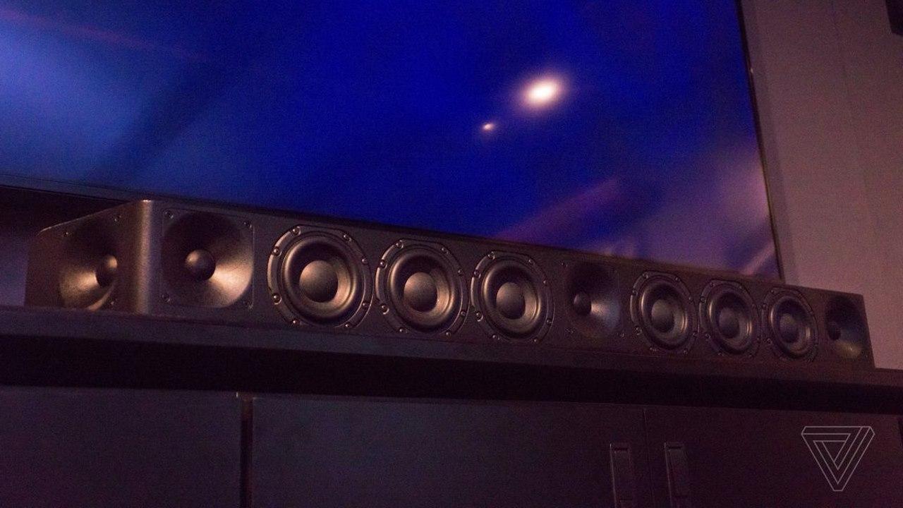 sennheiser soundbar ces2018 featured - Mặt nạ Dreamlight sử dụng ánh sáng giúp bạn có giấc ngủ tốt hơn