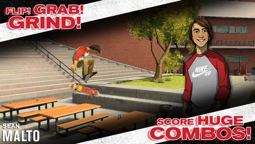 skater - Game mobile box #25: Transworld Endless Skater,Trial Xtreme 3,...