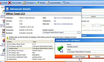 smartyuninstaller 400x240 - Đang miễn phí ứng dụng quản lý cài đặt trên máy tính trị giá 25USD